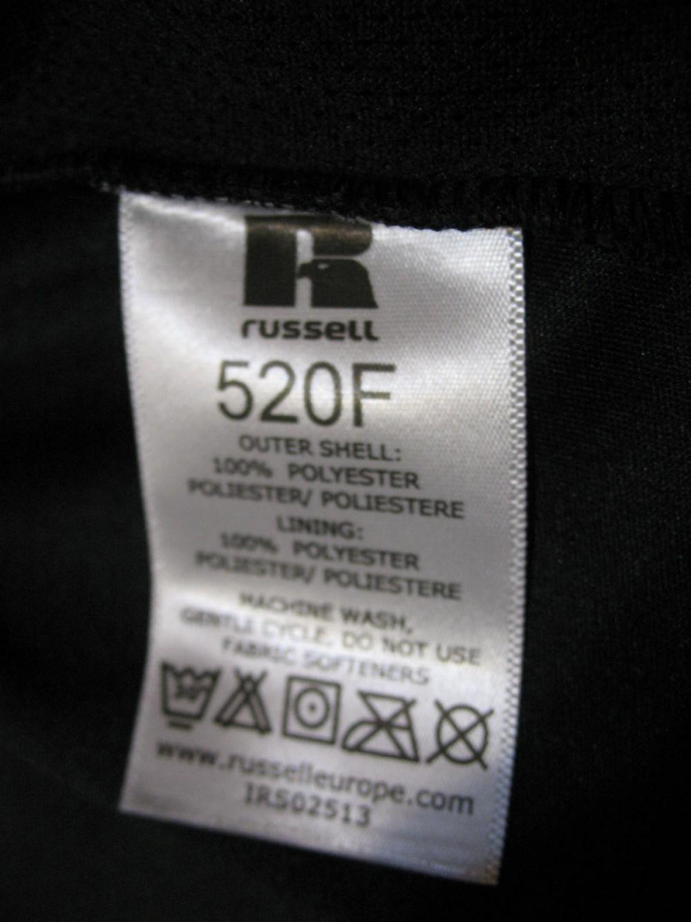 Куртка RUSSELL softshell 5000 jacket lady (размер L) - 10