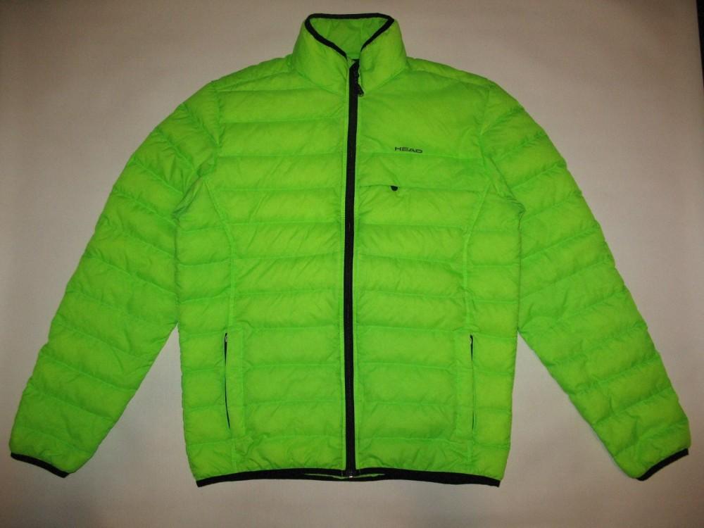 Куртка HEAD light insulation down jacket (размер L) - 1