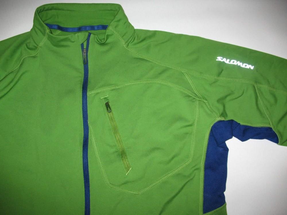 Кофта SALOMON fleece jacket (размер XL) - 2