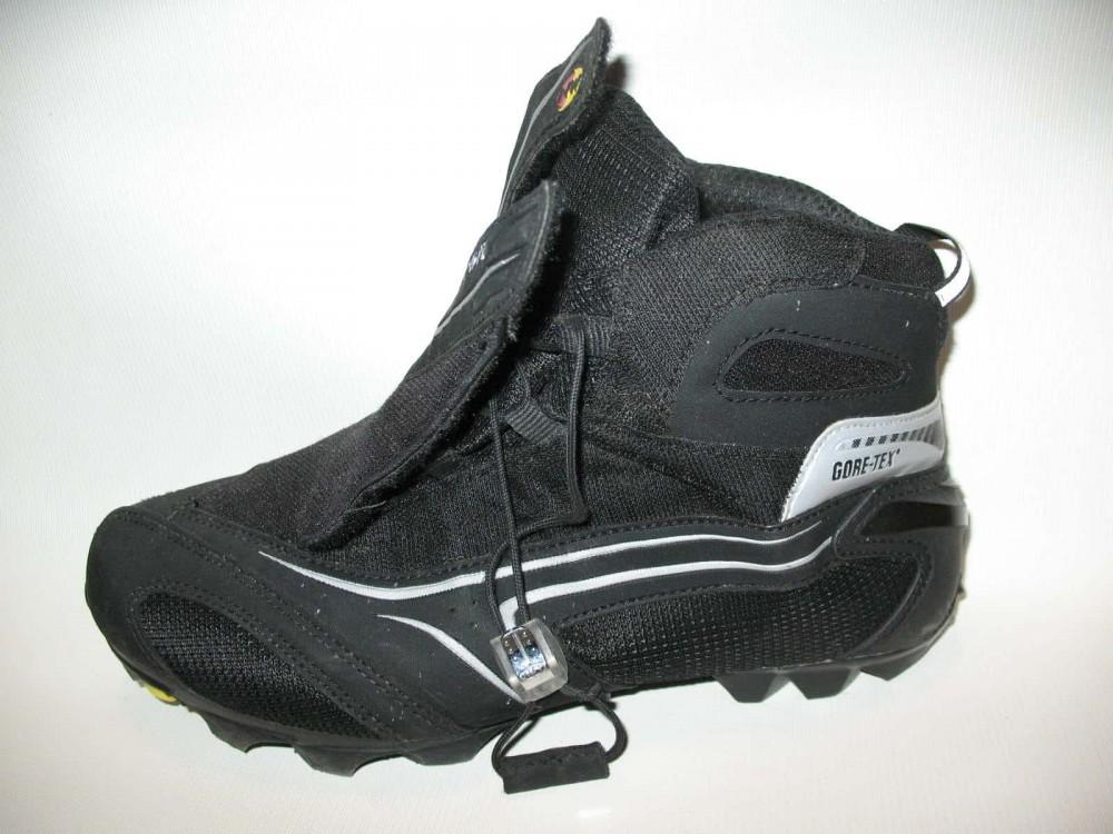 Велотуфли NORTHWAVE winter GTX shoes (размер US10,5;EU43(на стопу до 275 mm)) - 3