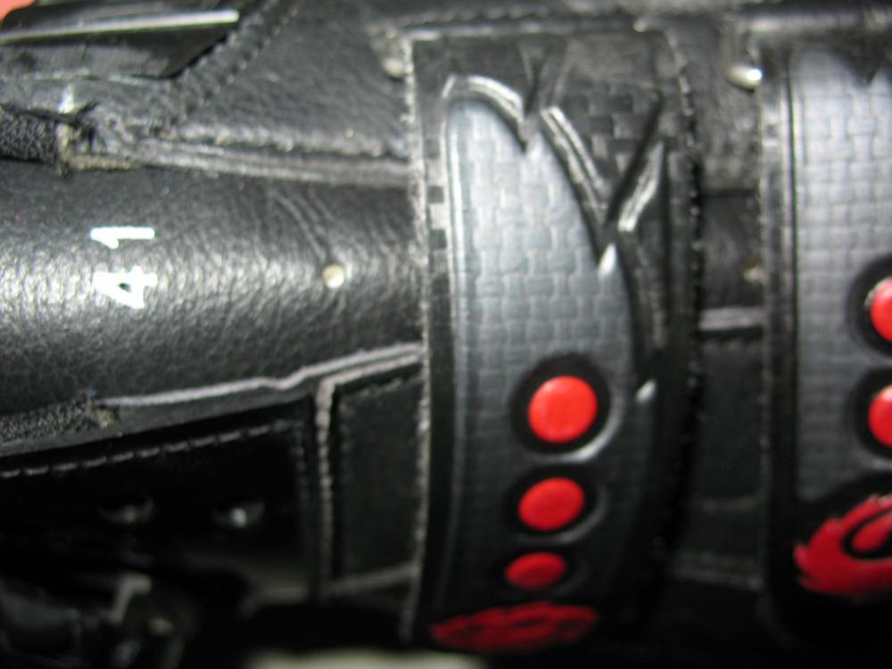 Велотуфли SIDI mtb shoes (размер EU41(на стопу до 250 mm)) - 9