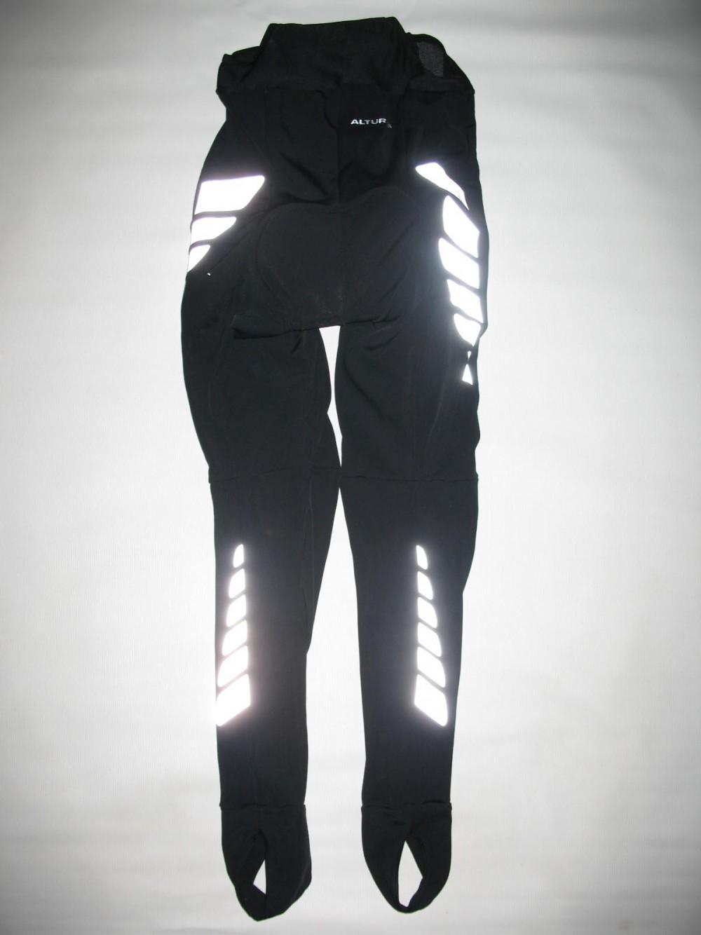 Велобрюки ALTIMA nigth vision bib cycling pants (размер L) - 2