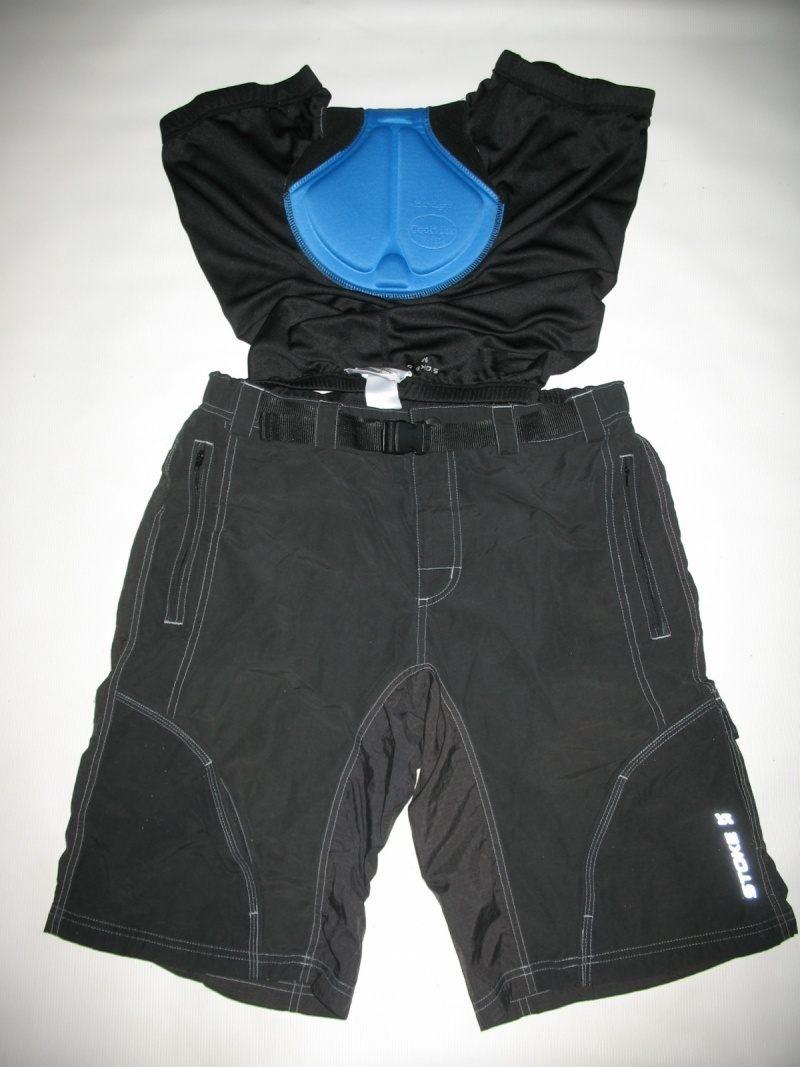 Шорты STOKE bike shorts  (размер M) - 2