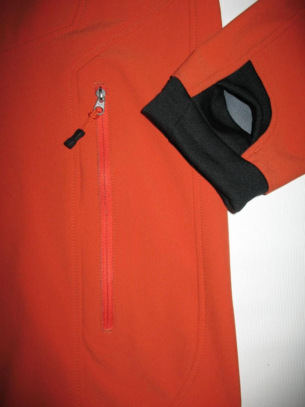 Куртка HAGLOFS softshell windstopper jacket (размер S/M) - 4
