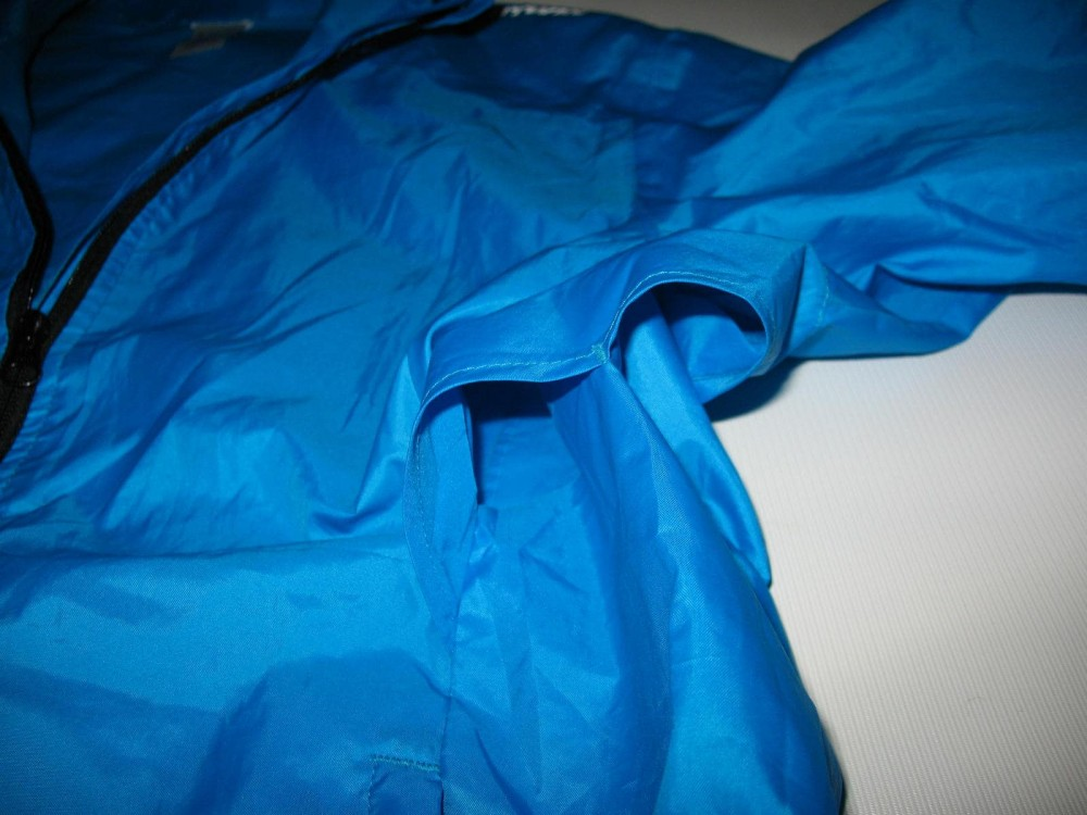 Куртка B'TWIN 300 waterproof cycling jacket (размер S/M) - 8