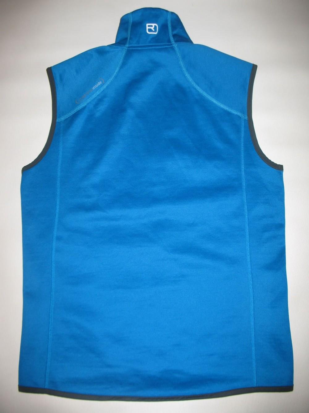 Жилет ORTOVOX merino fleece vest (размер S) - 3