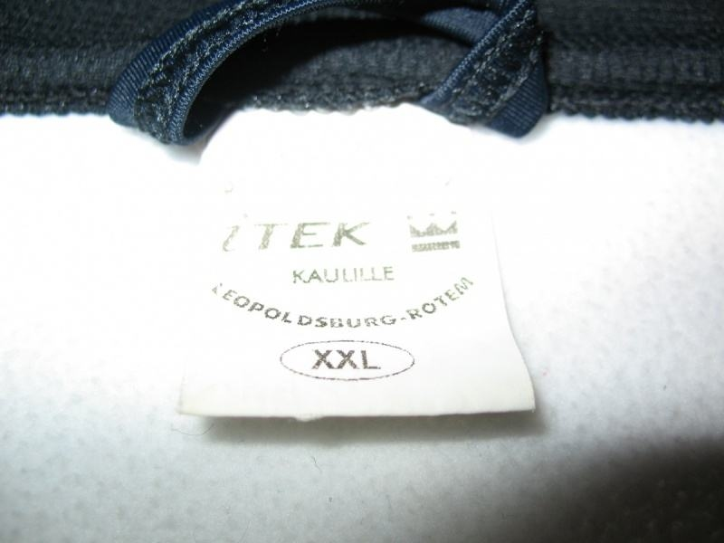 Велокуртка ITEK windtex jacket (размер XXL) - 4