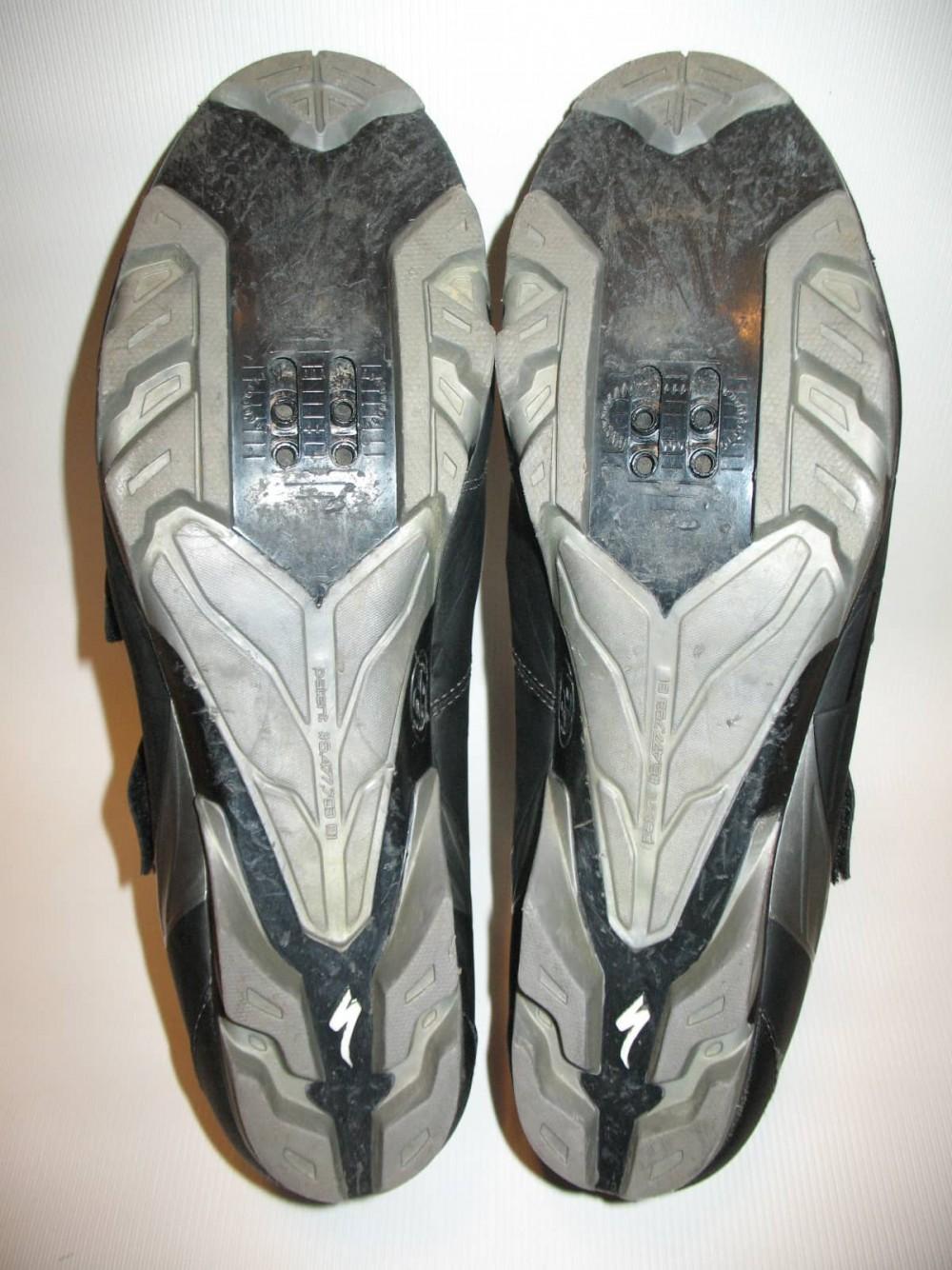 Велотуфли SPECIALIZED sport mtb 46 shoes (размер UK11/US12/EU46(на стопу 295 mm)) - 8