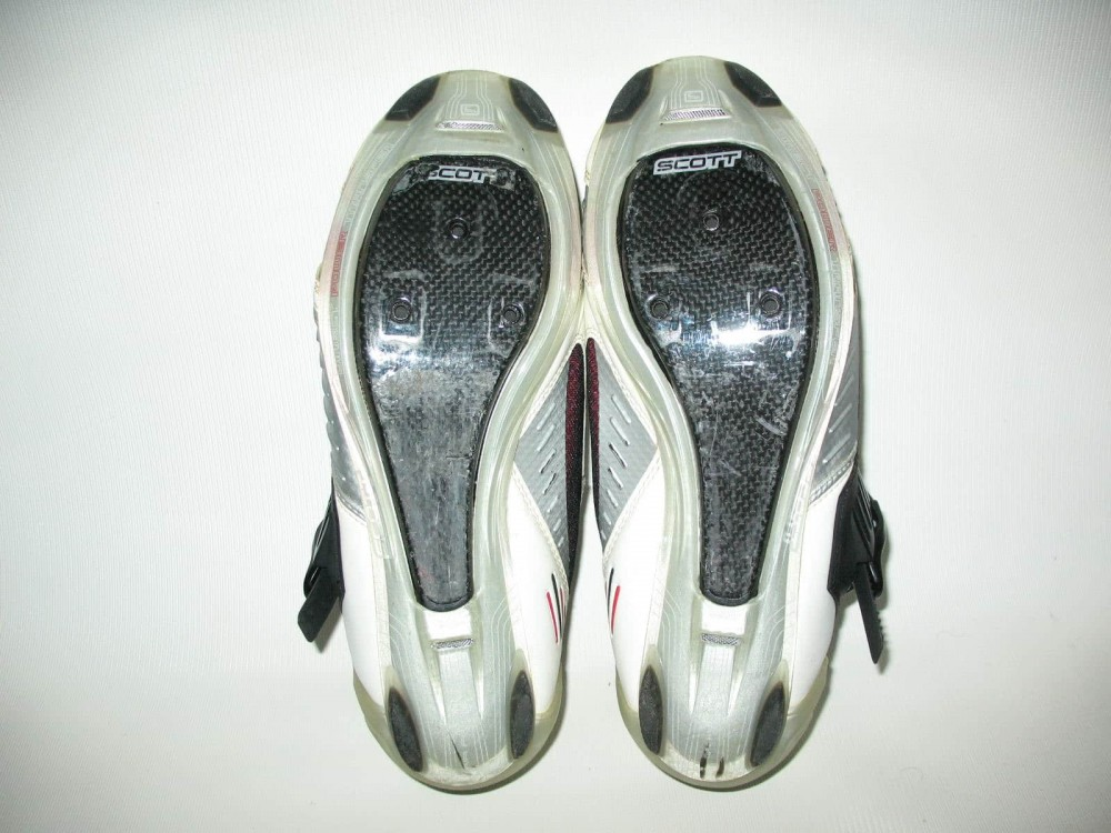 Велотуфли SCOTT carbon ahc road shoes (размер US7/EU40(на стопу 255 mm)) - 3