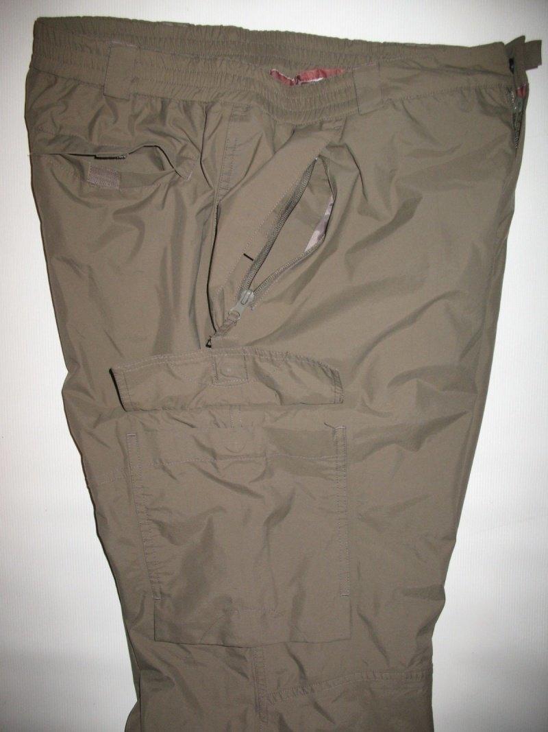 Штаны  SALEWA  weatherproof pant  (размер 50-L) - 6