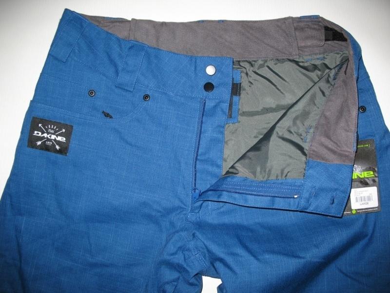 Штаны DAKINE Miner deep blue ski/snowboard pants (размер L) - 6