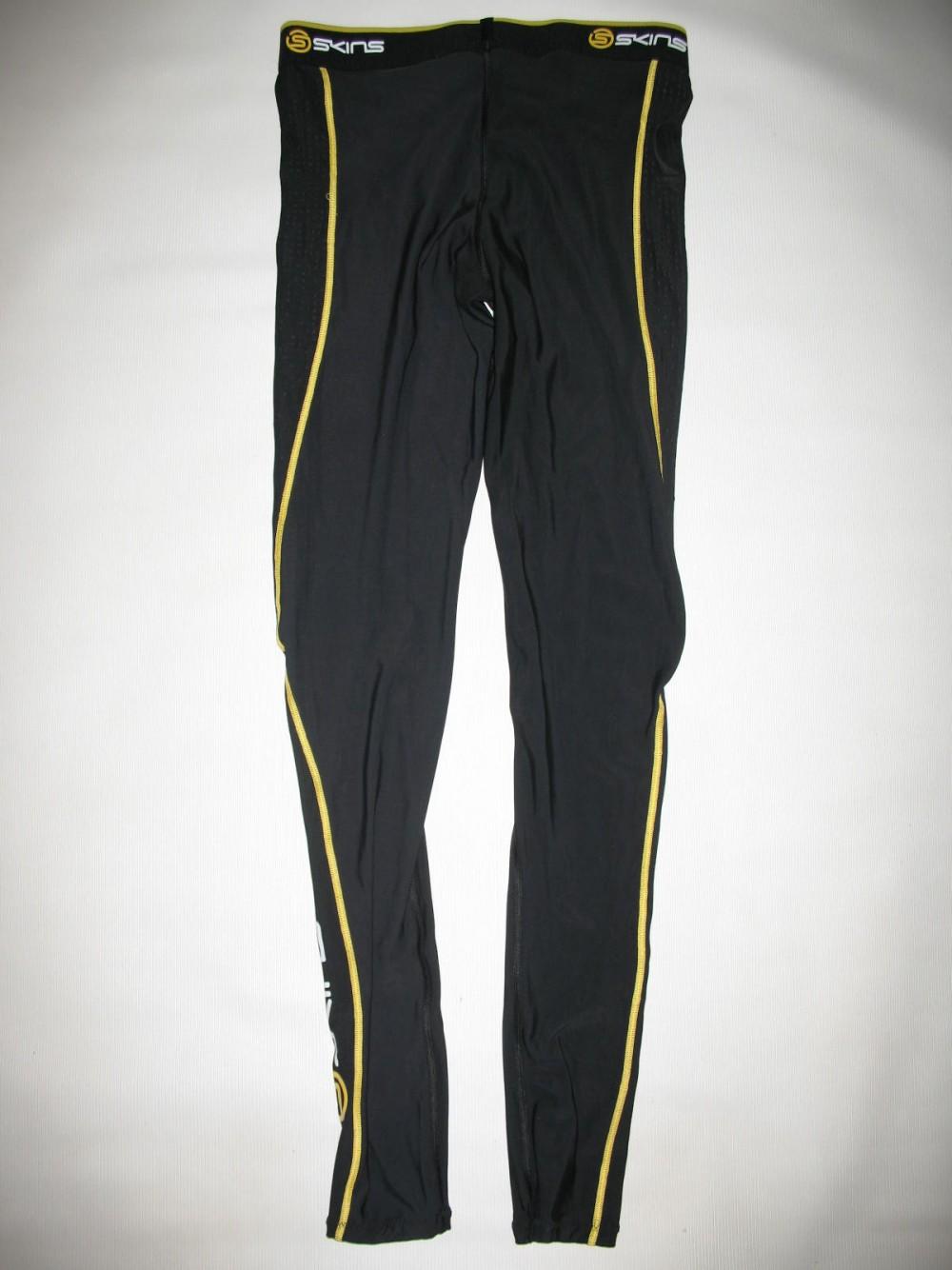 Футболка+брюки SKINS A200  short sleeves jersey+ long tights (размер M) - 5
