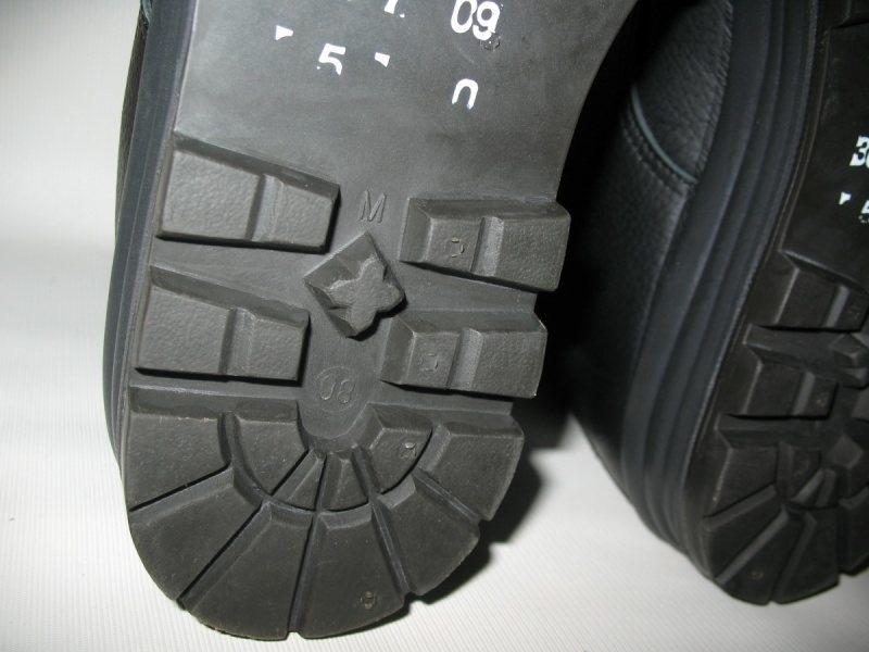 Ботинки MINERVA army boots  (размер UK11/EU46(295-300mm)) - 9