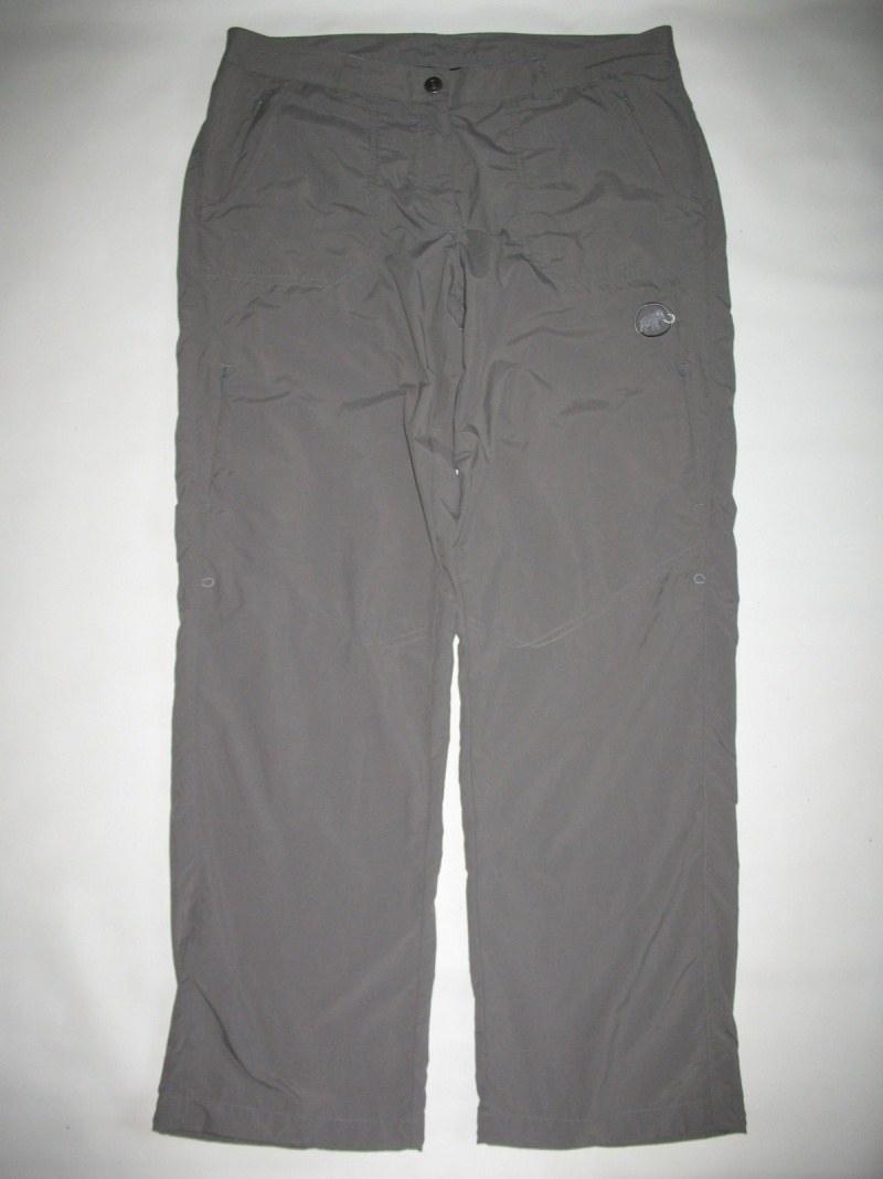 Штаны MAMMUT hose lang hiking pants lady (размер L/XL) - 1
