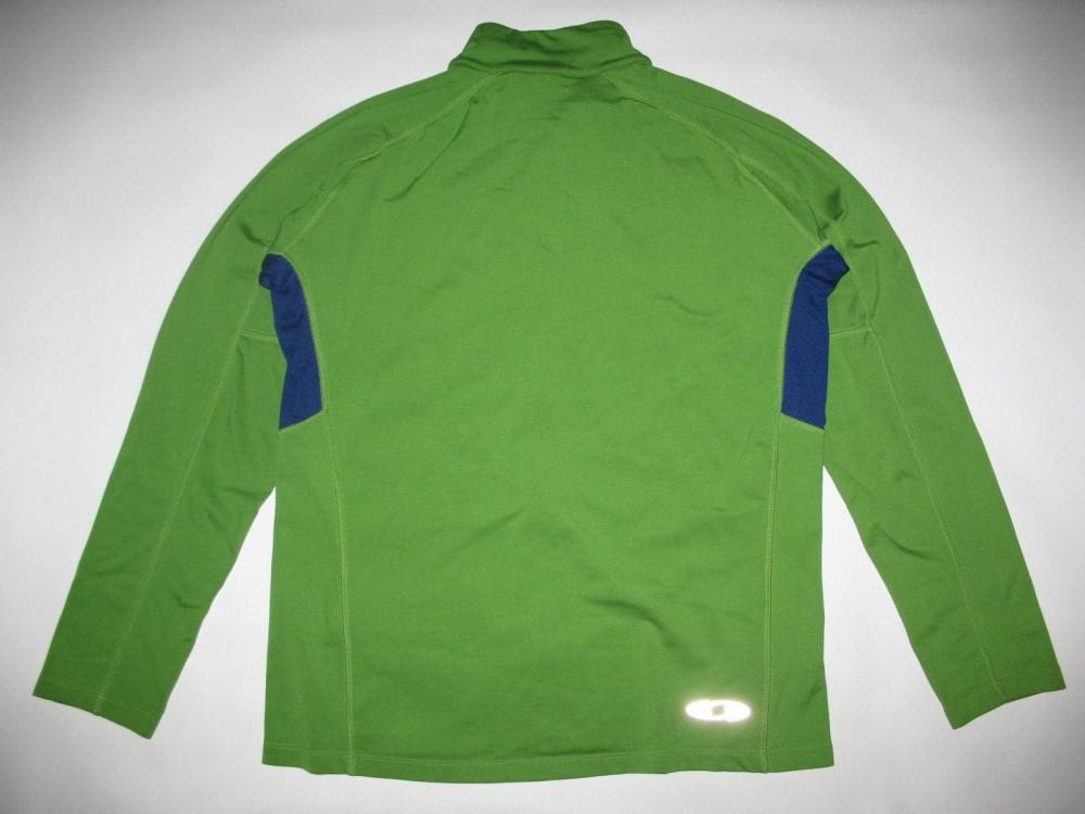 Кофта SALOMON fleece jacket (размер XL) - 1