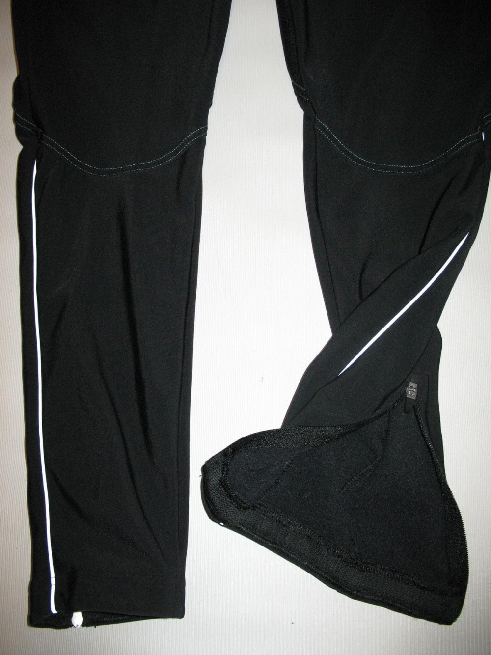 Велобрюки BTWIN collant sport thermal pants lady (размер L/M) - 5