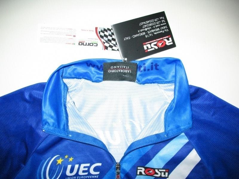 Футболка ROSTI respect bike jersey  (размер L/реально M) - 4