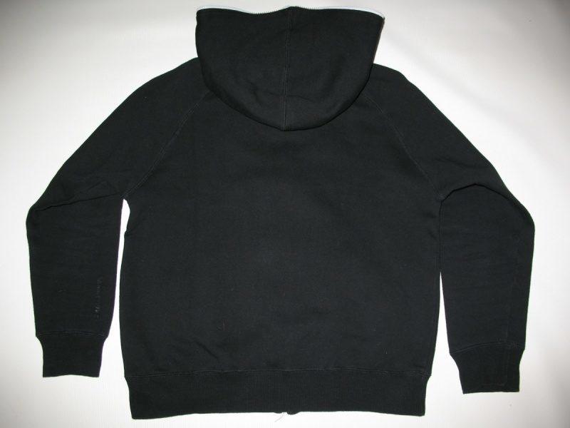 Кофта FISHBONE ninetytwo hoodies unisex  (размер S/XS) - 7
