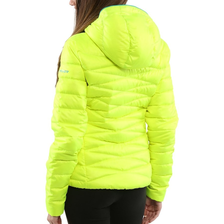 Куртка SPYDER timeless hoody down jacket lady (размер M) - 1