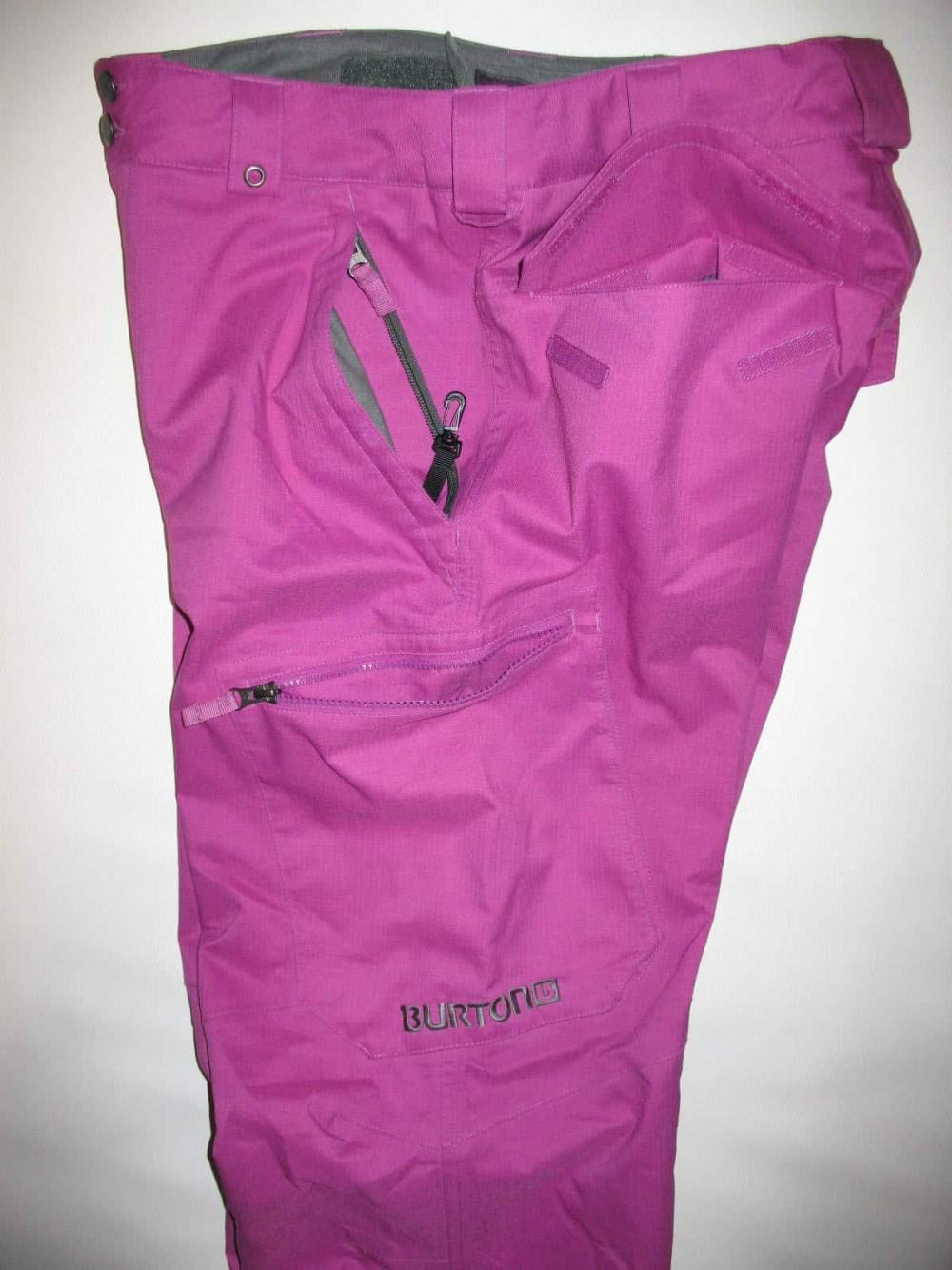 Штаны BURTON cargo snowboard pant (размер M) - 8
