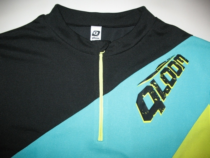 Футболка QLOOM bike jersey  (размер XXL) - 2