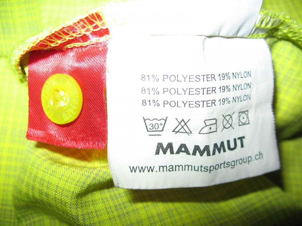 Рубашка MAMMUT belluno shirts (размер L) - 6
