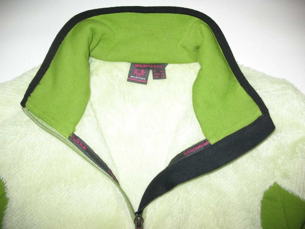 Кофта WILDROSES fleece polartec jacket lady (размер M) - 7