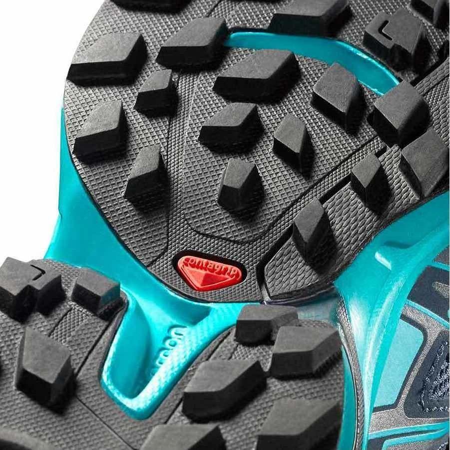 Ботинки SALOMON X chase GTX mid (размер UK5/US6,5/EU38,5(на стопу  235 mm)) - 4