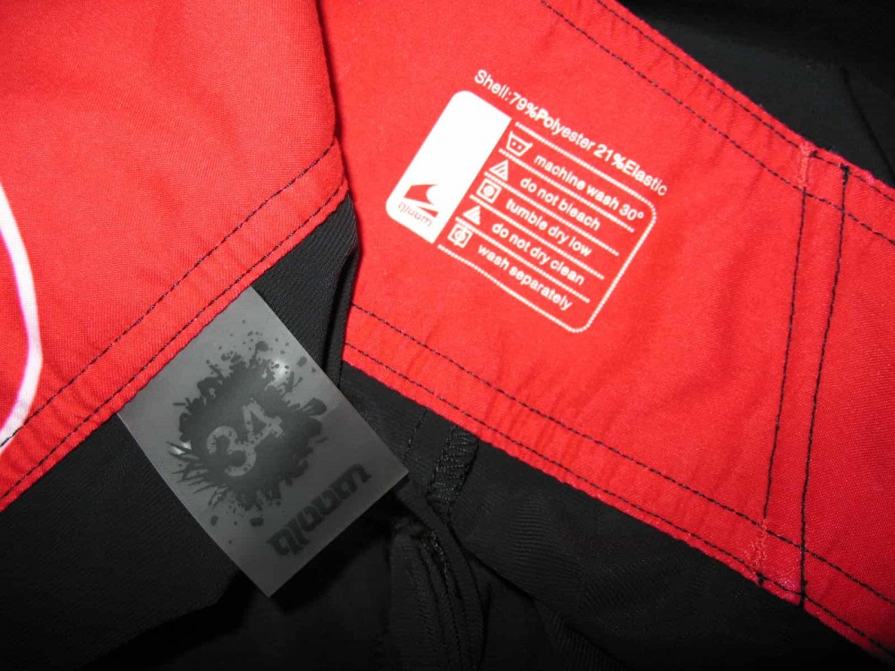 Велошорты QLOOM surf MTB cycling shorts (размер 34/L) - 6