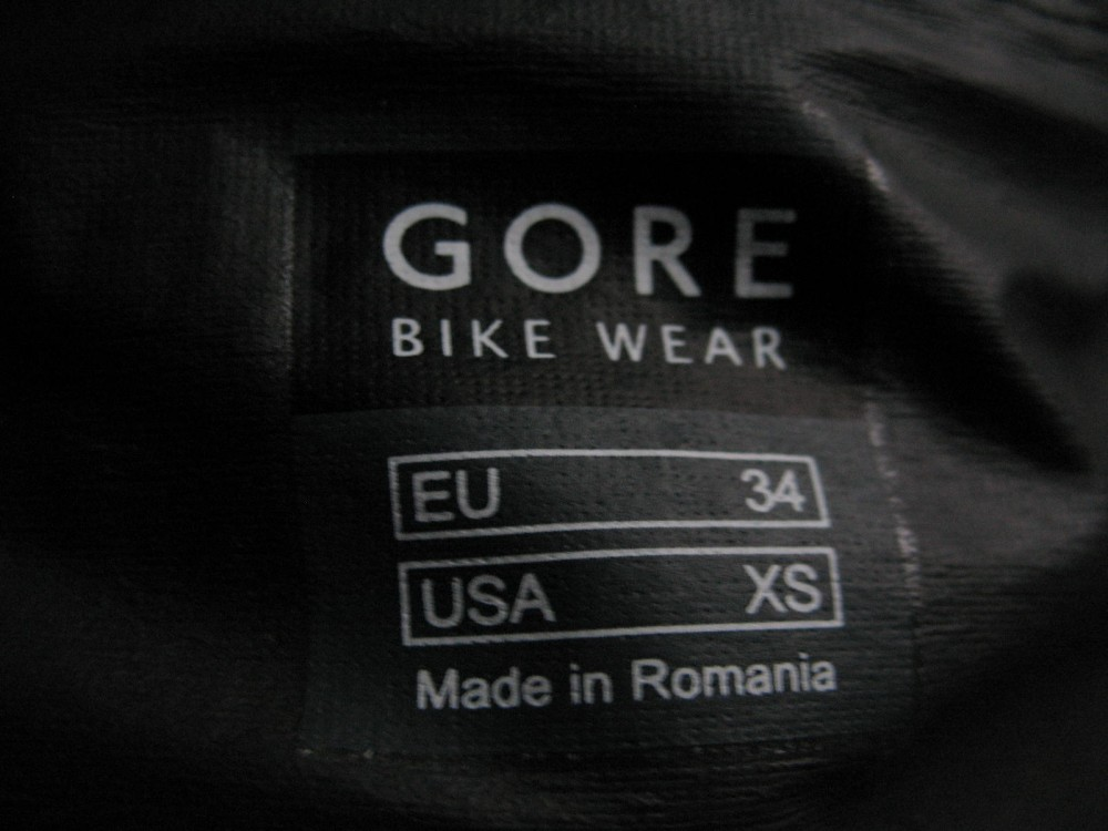 Штаны GORE gtx bike pants lady (размер 34/XS) - 6