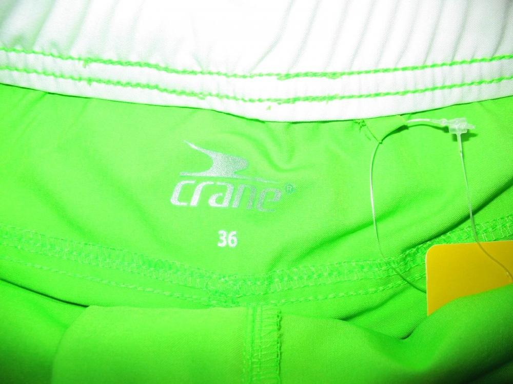 Велошорты CRANE mtb shorts lady (размер 36/S) - 5