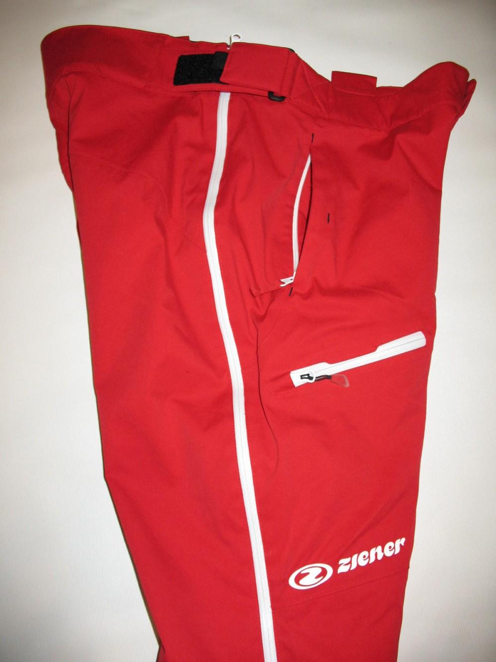 Штаны ZIENER twist ski pants (размер XL/XXL) - 5