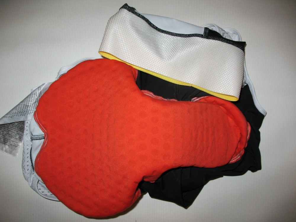 Велошорты BIORACER grundfos wasco bib cycling shorts (размер 4-XL/L) - 4