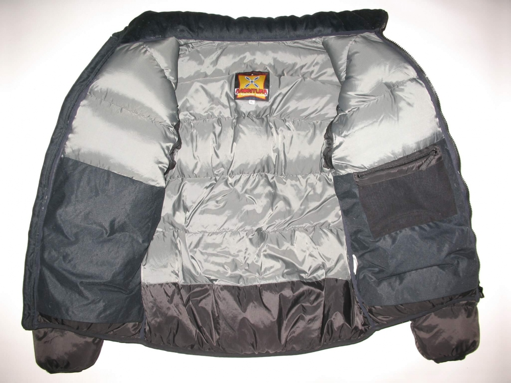 Куртка MONTURA down jacket (размер XL) - 6