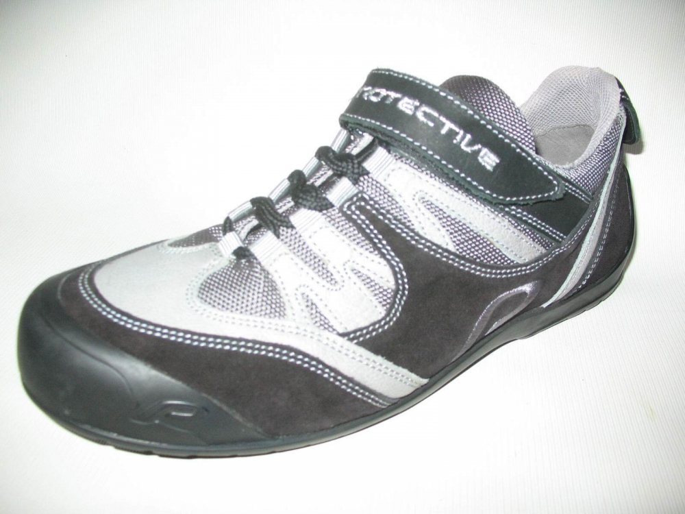 Велотуфли PROTECTIVE vail bike shoes (размер EU43(на стопу 270mm)) - 7