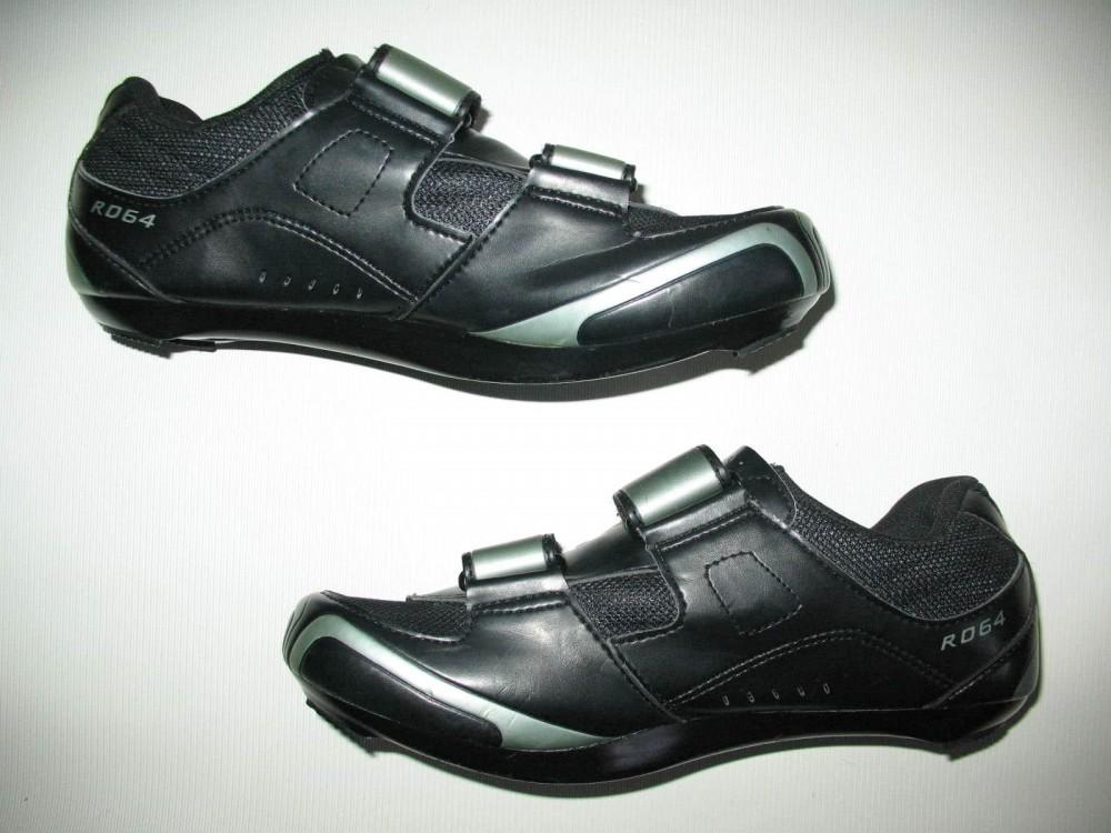 Велотуфли SHIMANO sh-r064 road shoes (размер EU40(на стопу до 252 mm)) - 5