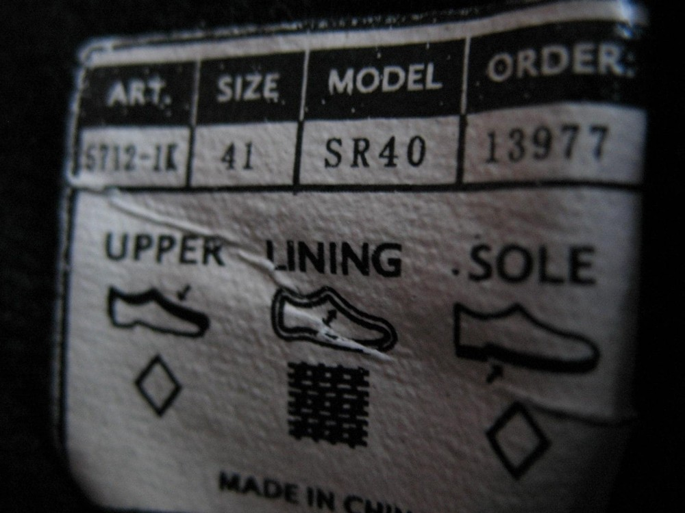 Ботинки ALPINA sr40 cross country ski boots (размер EU41(на стопу до 255 mm)) - 12