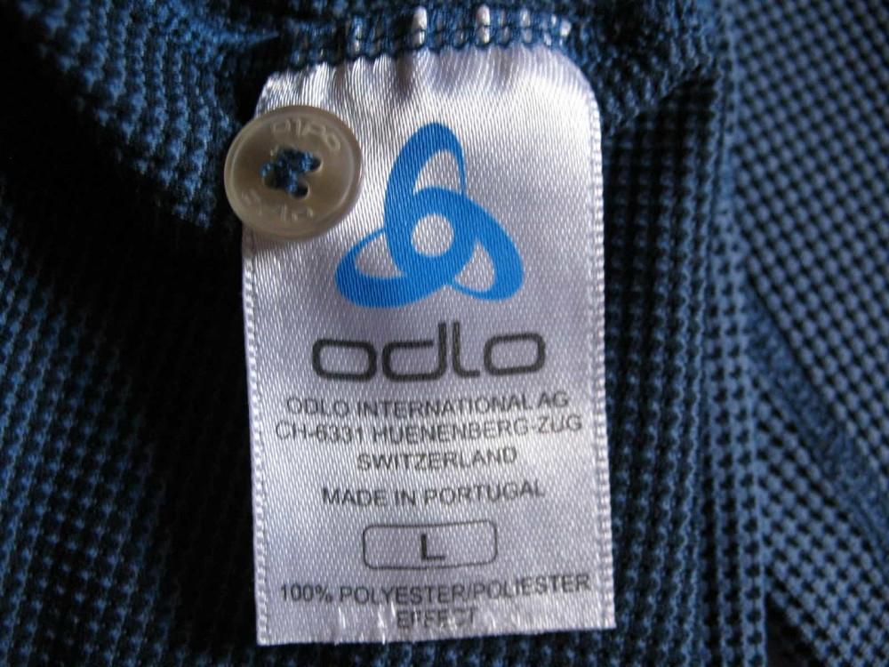 Футболка ODLO longsleeve jersey (размер L) - 3