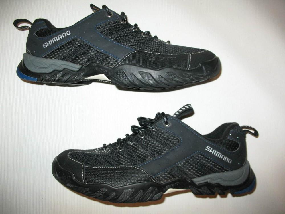 Велотуфли SHIMANO sh-mt33 mtb shoes (размер EU42(на стопу 260 mm)) - 3
