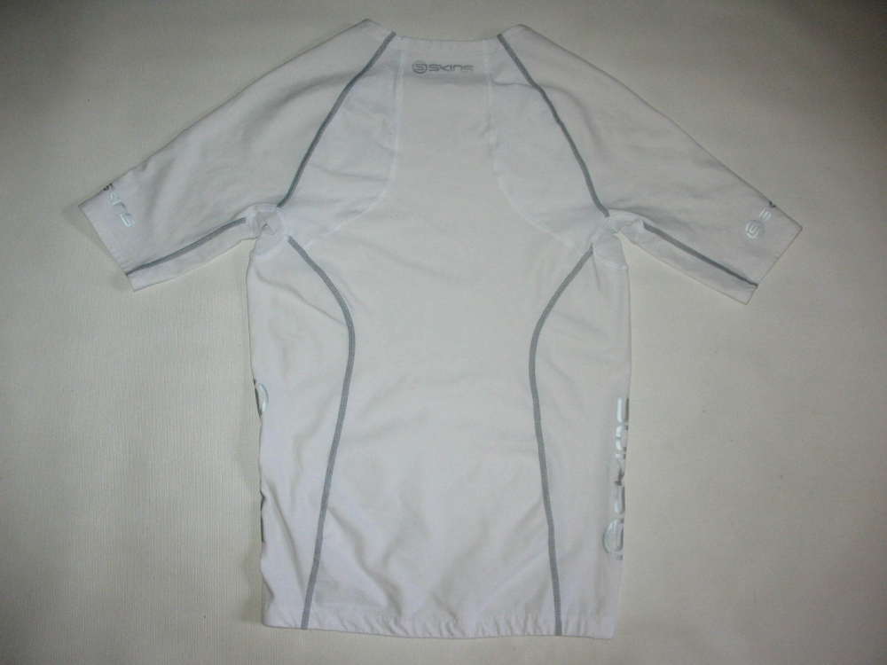 Футболка SKINS A200 compression shortsleeve shirt (размер M) - 4
