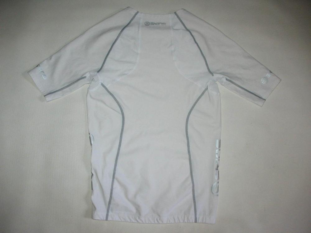 Футболка SKINS A200 compression shortsleeve shirt (размер M) - 4