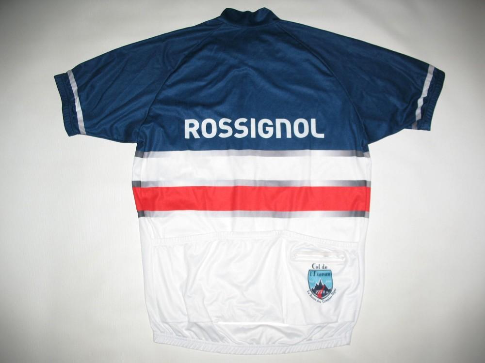 Веломайка ROSSIGNOL cycling jersey (размер XXL) - 1
