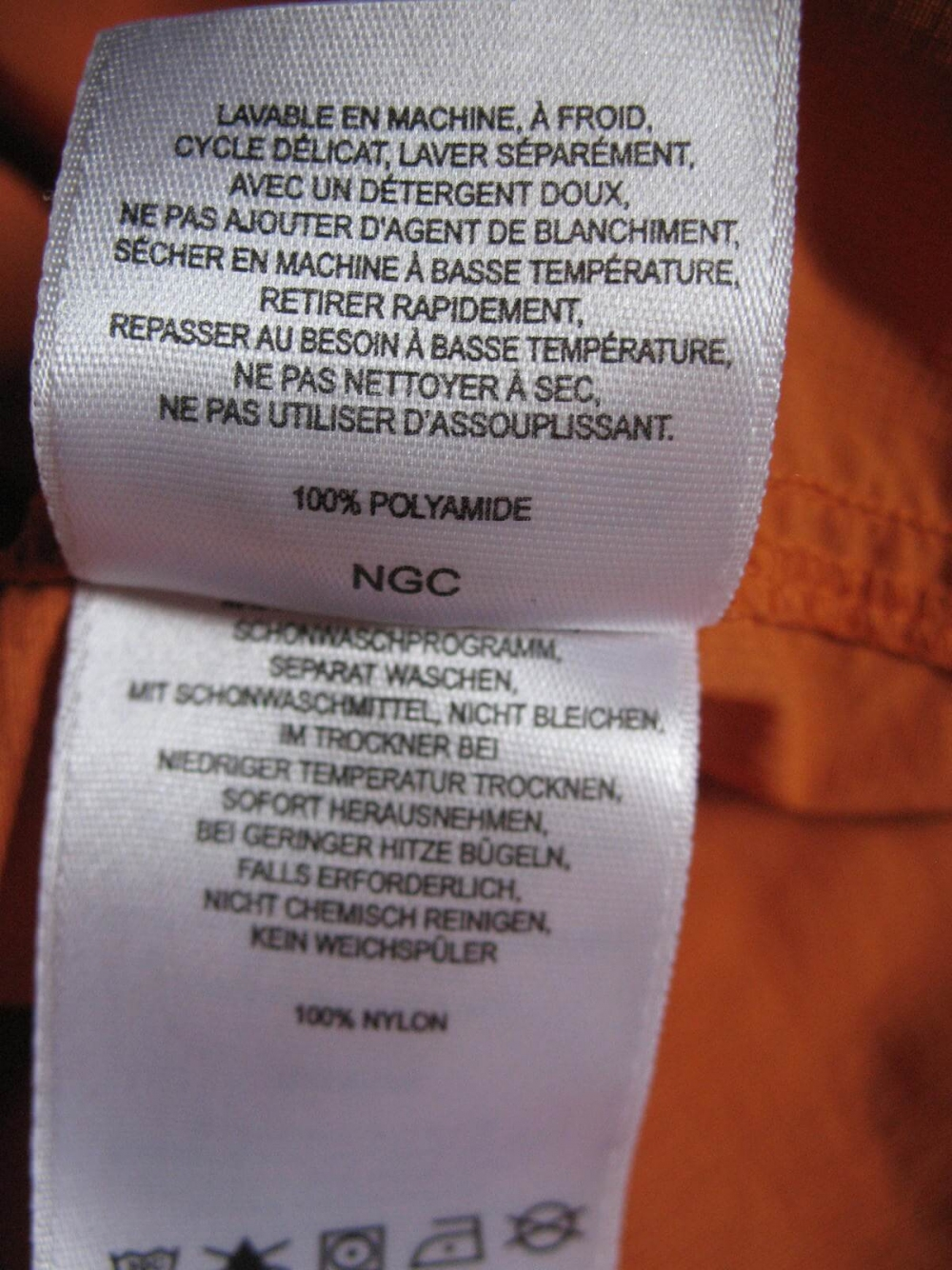 Рубашка COLUMBIA titanium shirts (размер L/XL) - 6
