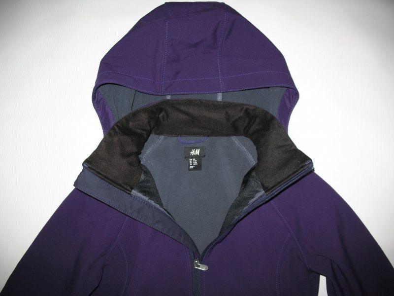 Куртка H&M softshell lady/kids  (размер рост152см) - 2