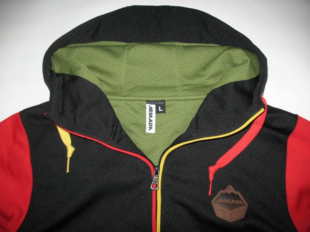 Кофта ARMADA slasher hoodie (размер L) - 7
