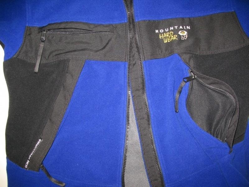 Куртка MOUNTAIN HARDWEAR Windstopper Tech Jacket  (размер M/L) - 7