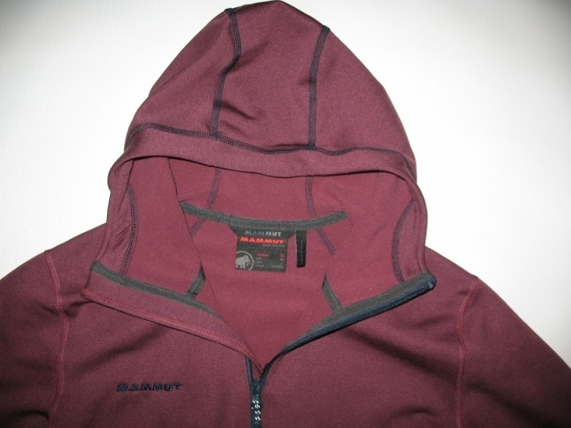 Кофта MAMMUT Mercury Jacket (размер M) - 8