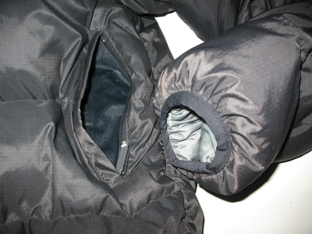 Куртка MONTURA down jacket (размер XL) - 8
