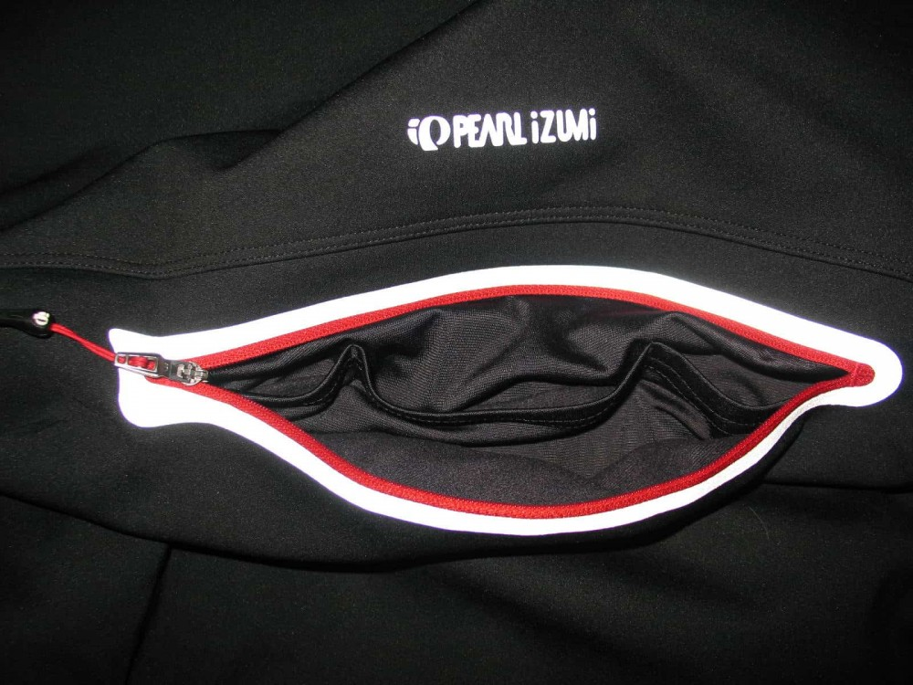 Велокуртка PEARL IZUMI pro softshell jacket (размер XXL) - 11