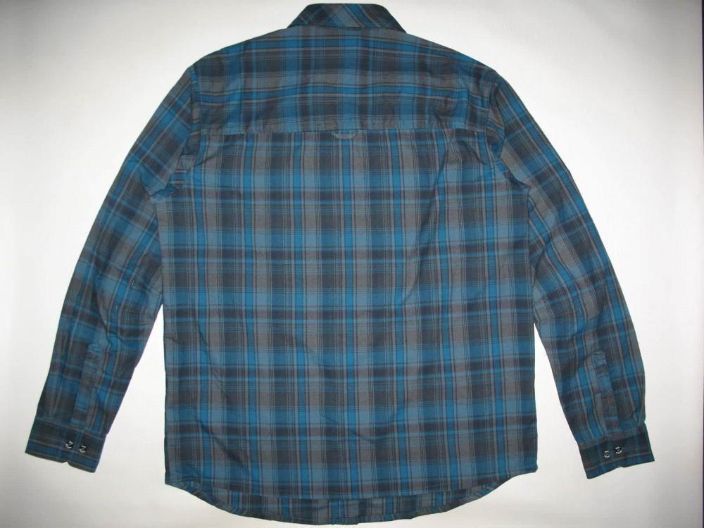 Рубашка JACK WOLFSKIN viewpoint shirt (размер XL) - 5